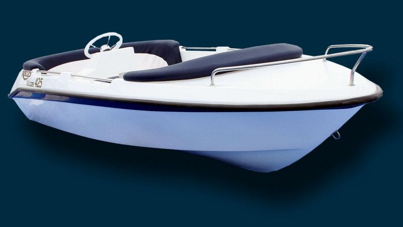 SEA EXPLORER LASER 425 STYREPULTSBÅD